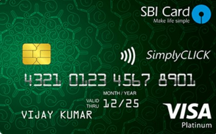 Need a credit card that you can use to shop online? SBI Simply Click Credit Card is for you. Here's how to apply...