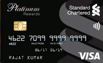 Want a credit card that lets you enjoy rewards points with every swipe and get exclusive discounts? Standard Chartered Platinum Rewards Card is for you. Here's how to apply...