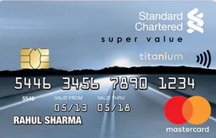 Want a credit card that gives you hundreds of perks and rewards? Standard Chartered Super Value Titanium Credit Card is your best option. Here's how to apply: