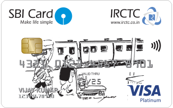 Need a credit card that you can get exclusive discounts on tickets? SBI IRCTC Credit Card is your best option. Here's how to apply: