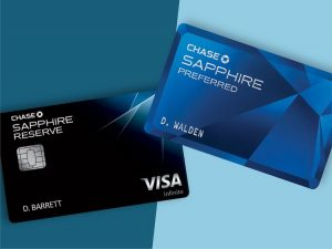 How to Apply for a Chase Sapphire Preferred® Credit Card