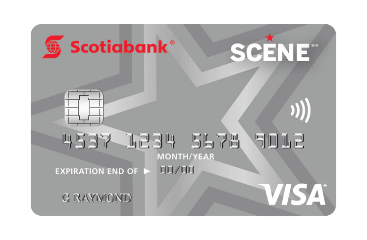Scotiabank Scene Visa Credit Card - How to Apply?