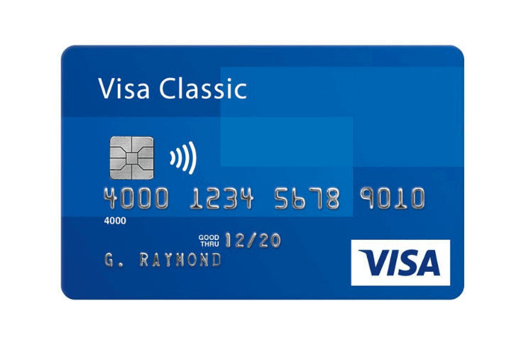 Visa Classic Credit Card- How to Apply?