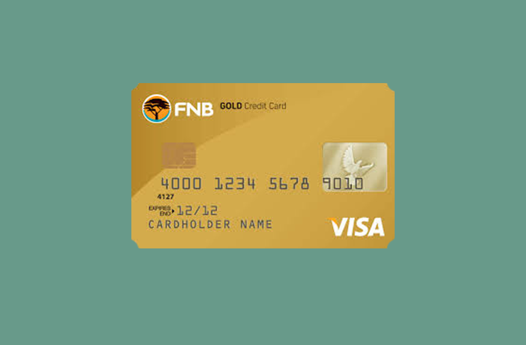 Credit Card FNB Visa Gold - How to Apply?