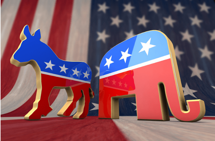 The Democratic Party United States: Candidates To Challenge Donald Trump In 2020 Primary