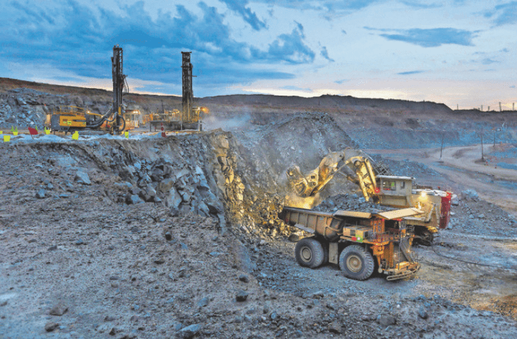 The Decline Of South Africa Economy: Mining Sector